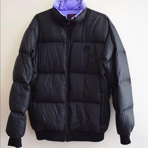 Stussy Reversible Down Puffer Winter Coat NWOT